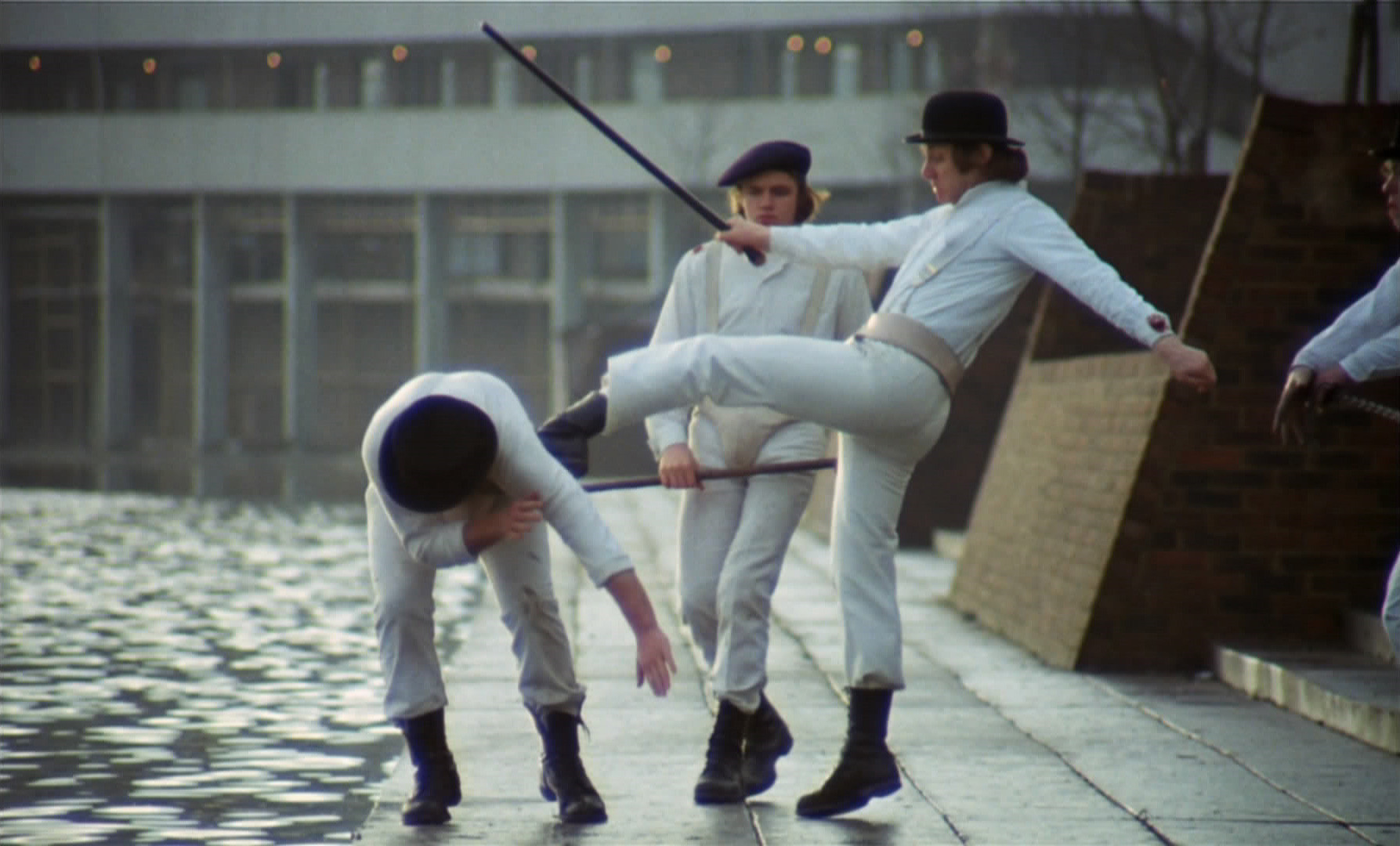 A clockwork or   A Clockwork Orange Alex Gif